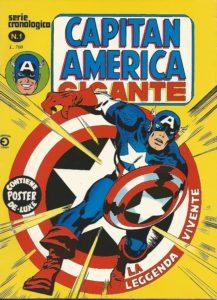 CAP AMERICA 1